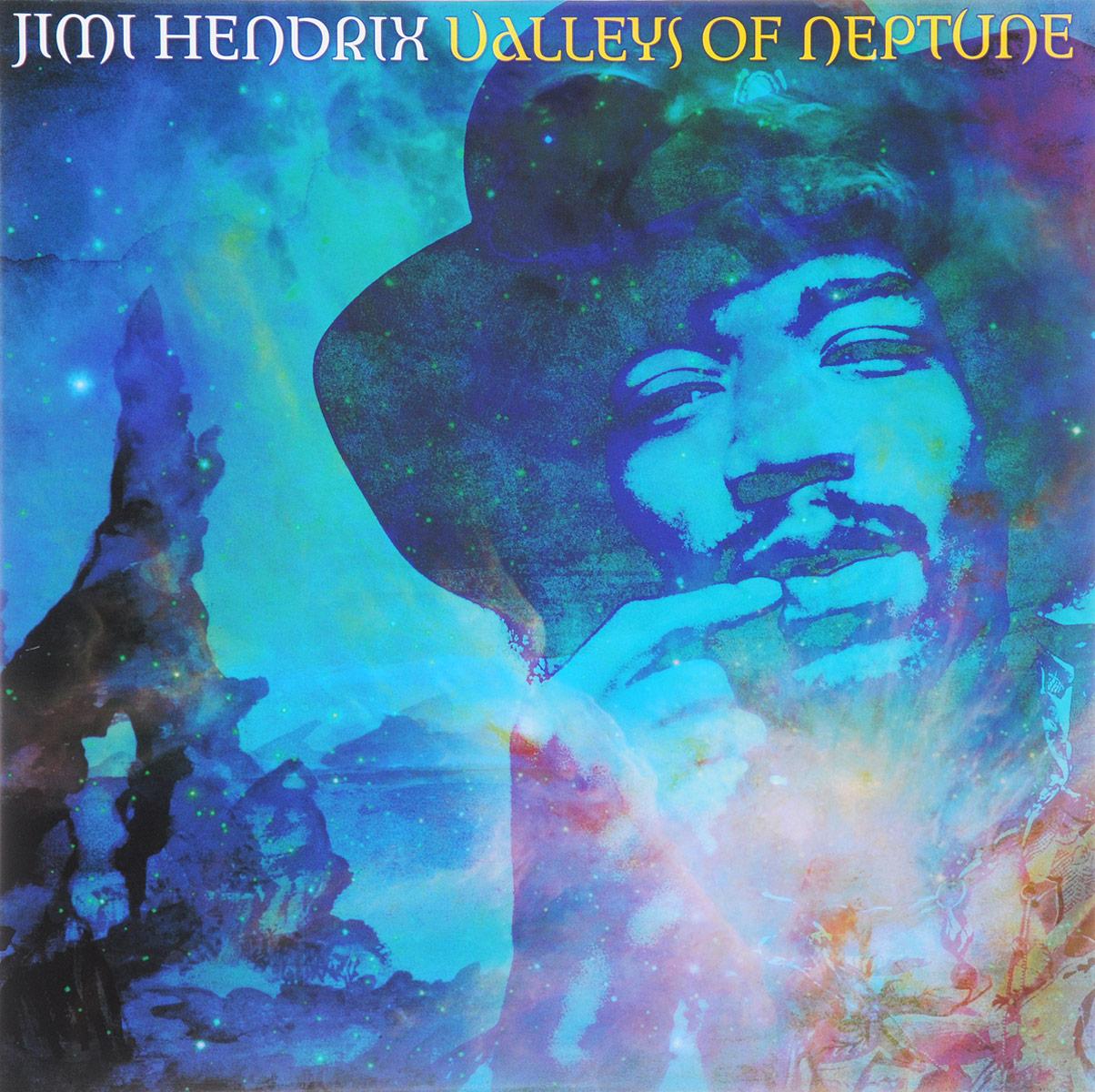 джими хендрикс jimi hendrix experience hendrix the best of jimi hendrix 2 lp Джими Хендрикс Jimi Hendrix. Valleys Of Neptune (2 LP)