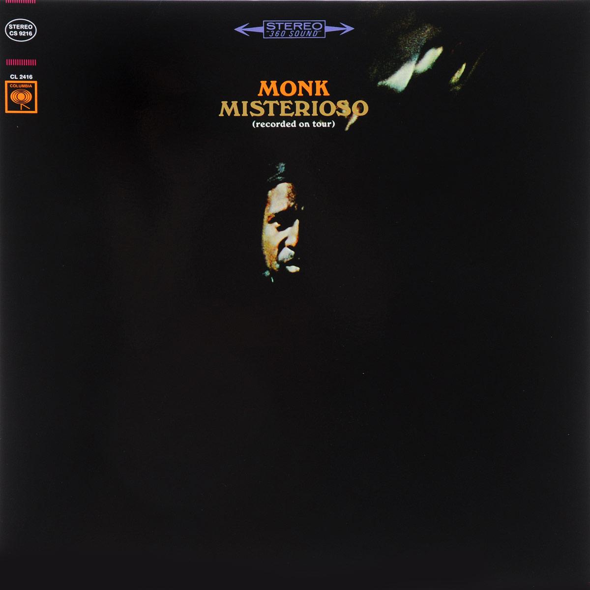 Телониус Монк Thelonious Monk. Misterioso (LP) телониус монк эрролл гарнер jazz piano выпуск 4
