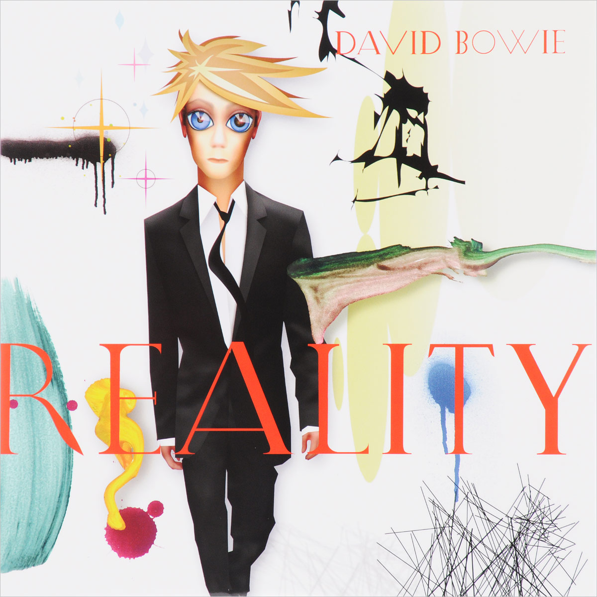 лучшая цена Дэвид Боуи David Bowie. Reality (LP)