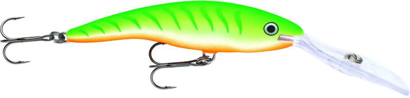 Воблер Rapala, длина 7 см, вес 7 г. TDD07-GTU