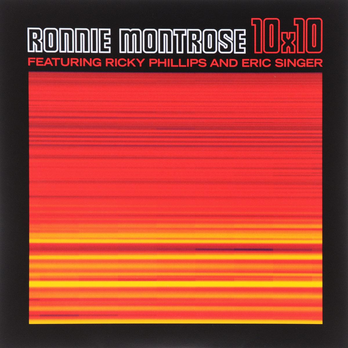 Ронни Монтроуз Ronnie Montrose. 10x10 (LP) montrose montrose montrose 2 lp page 6 page 5