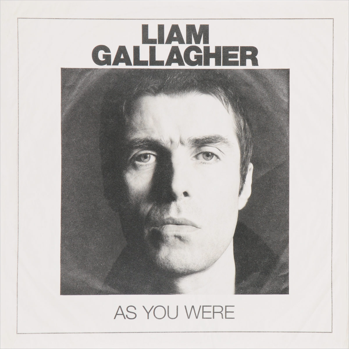 Лиам Галлахер Liam Gallagher. As You Were (LP) liam gallagher liam gallagher as you were picture