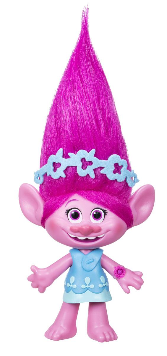 цена Trolls Фигурка Поппи Гармония обнимашек в интернет-магазинах