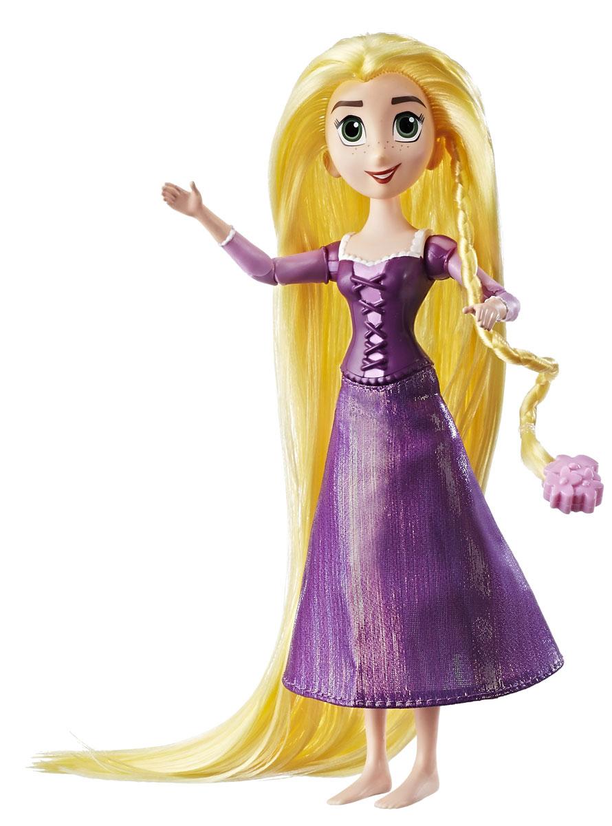 цена Disney Princess Кукла Рапунцель онлайн в 2017 году