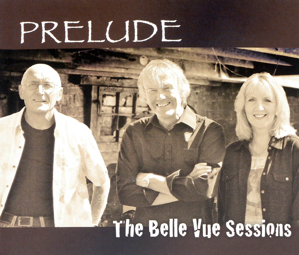 Prelude Prelude. The Belle Vue Sessions боди prelude