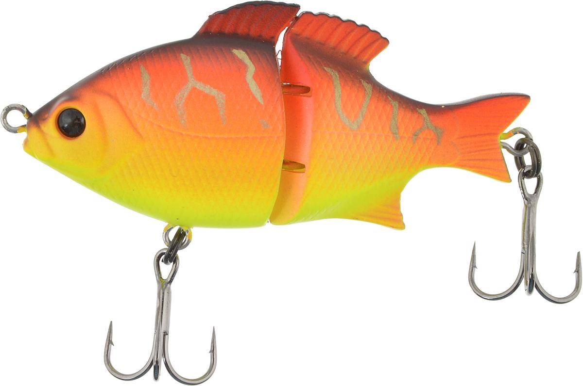 Воблер Tsuribito Pike Hunter S, цвет 029, 60 мм воблер tsuribito pike hunter s цвет бирюзовый серый 572 длина 95 мм вес 22 5 г