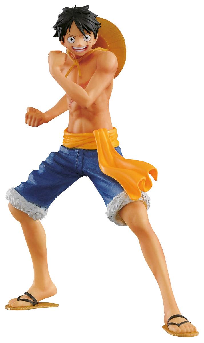 Bandai Фигурка One Piece The Naked Body Calendar Monkey D Luffy A цена и фото