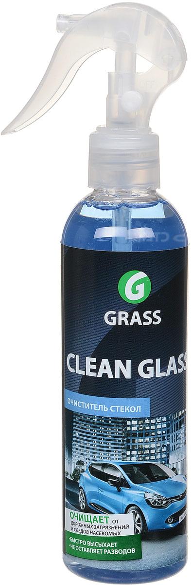 Фото - Средство для очистки стекол и зеркал Grass Clean Glass, 250 мл очиститель стекол grass clean glass голубая лагуна 600мл