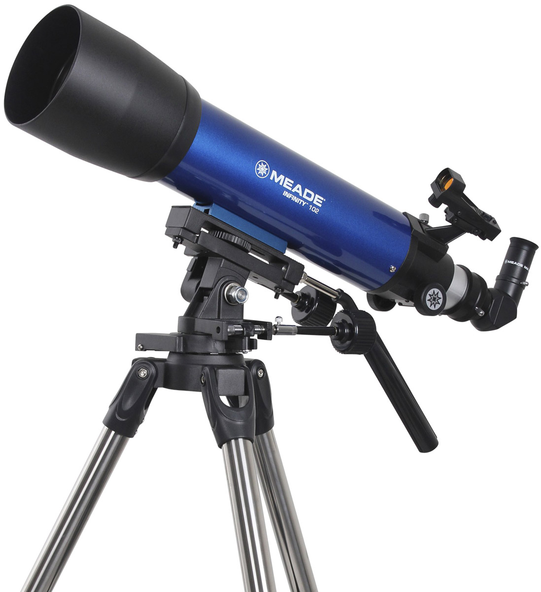 Телескоп в картинках, стихи днем