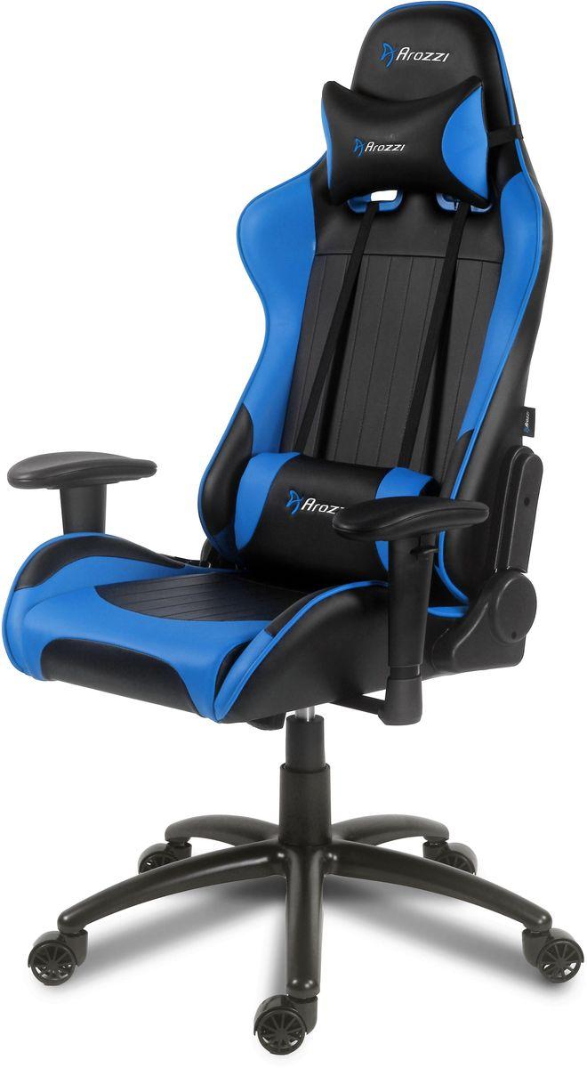 Arozzi Verona V2, Blue игровое кресло цена и фото