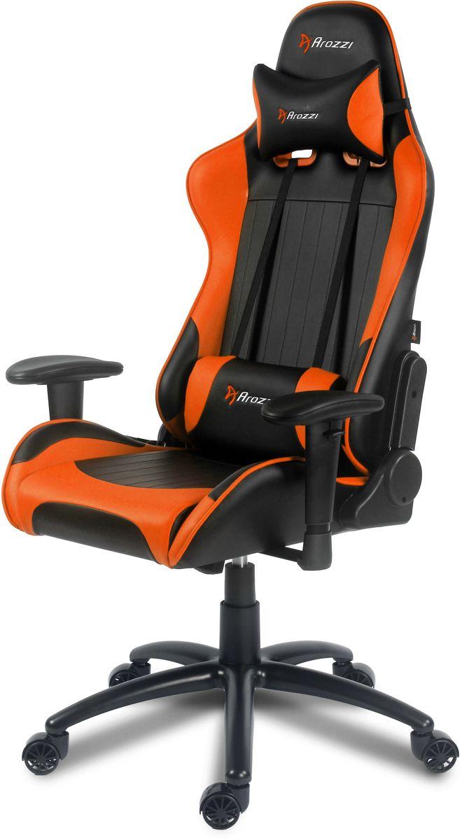 Arozzi Verona V2, Orange игровое кресло цена и фото
