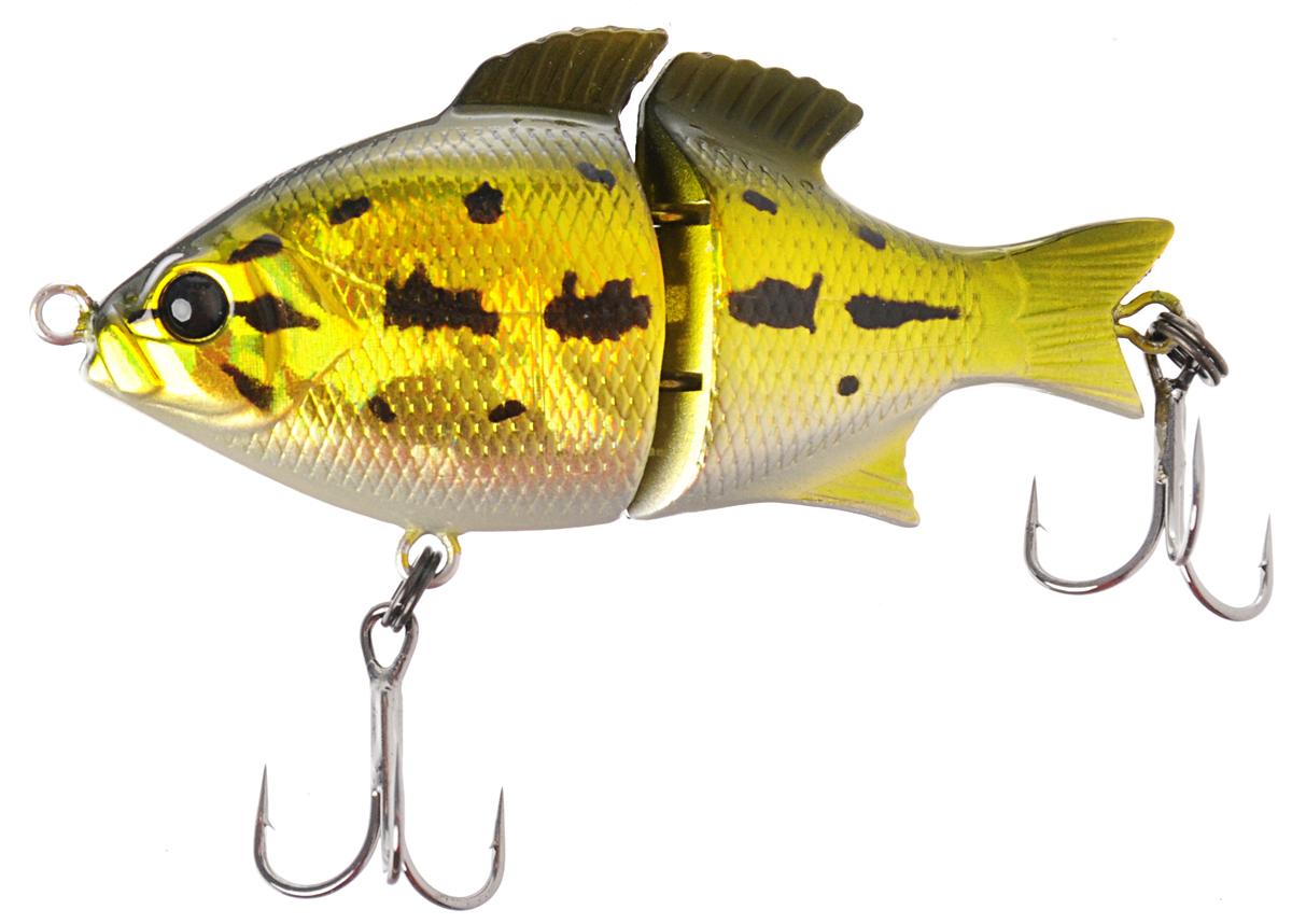 Воблер Tsuribito Pike Hunter S, цвет 013, 60 мм воблер tsuribito pike hunter s цвет бирюзовый серый 572 длина 95 мм вес 22 5 г