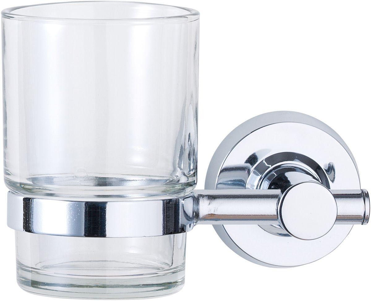 Стакан для ванной комнаты Axentia, с держателем стакан для ванной комнаты king tower