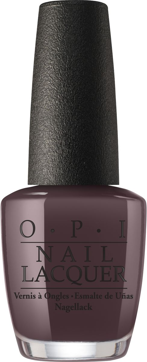 OPI Лак для ногтей Krona-logical Order, 15 мл opi лак для ногтей classic nlt65 put it in neutral 15 мл