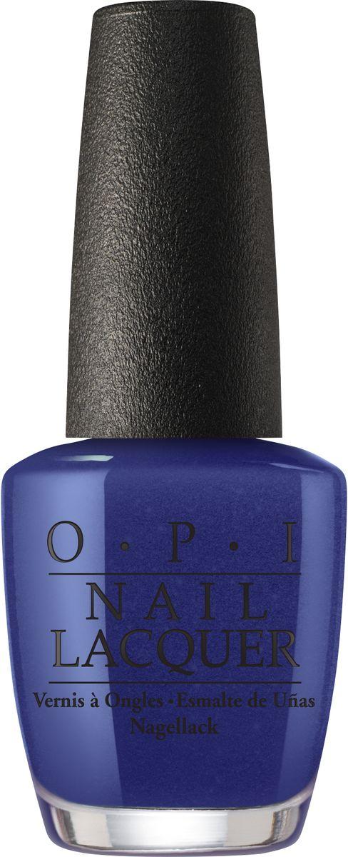 OPI Лак для ногтей Turn On the Northern Lights!, 15 мл opi лак для ногтей classic nlw60 squeaker of the house 15 мл
