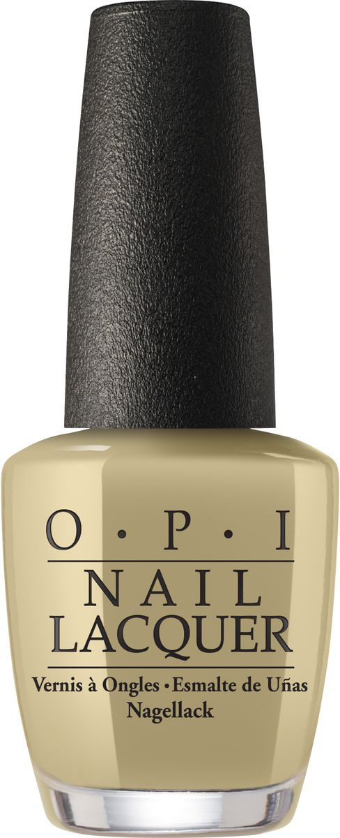 OPI Лак для ногтей This Isn't Greenland, 15 мл opi лак для ногтей classic nlt65 put it in neutral 15 мл