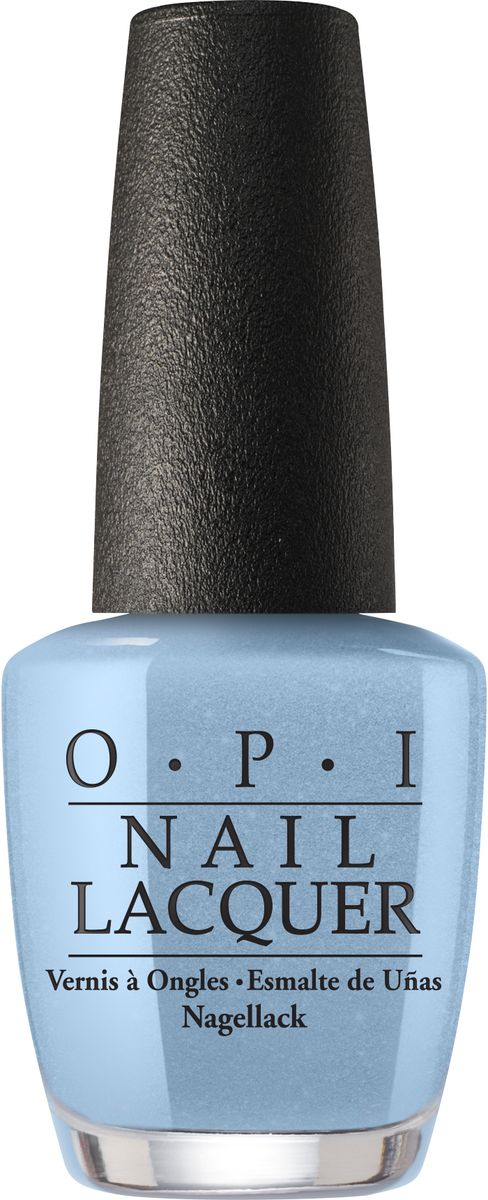 OPI Лак для ногтей Check Out the Old Geysirs, 15 мл opi лак для ногтей classic nlw60 squeaker of the house 15 мл