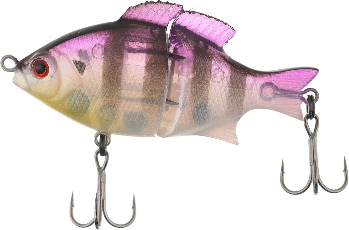 Воблер Tsuribito Pike Hunter S, цвет 080, 60 мм воблер tsuribito pike hunter s цвет бирюзовый серый 572 длина 95 мм вес 22 5 г