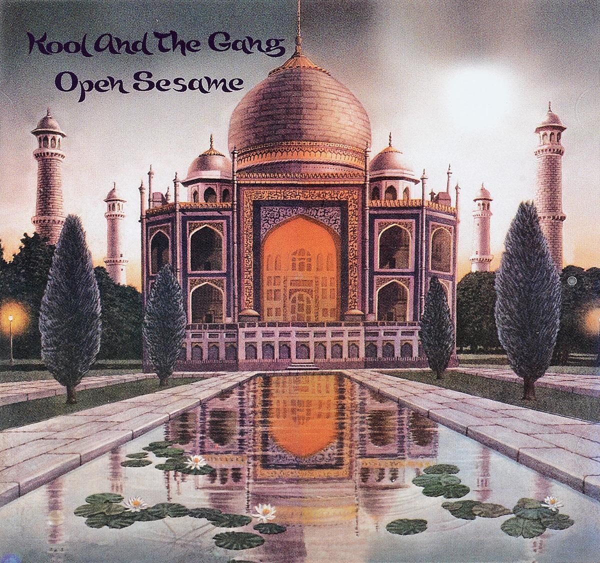Kool & The Gang Kool & The Gang. Open Sesame - Exanded Edition kool