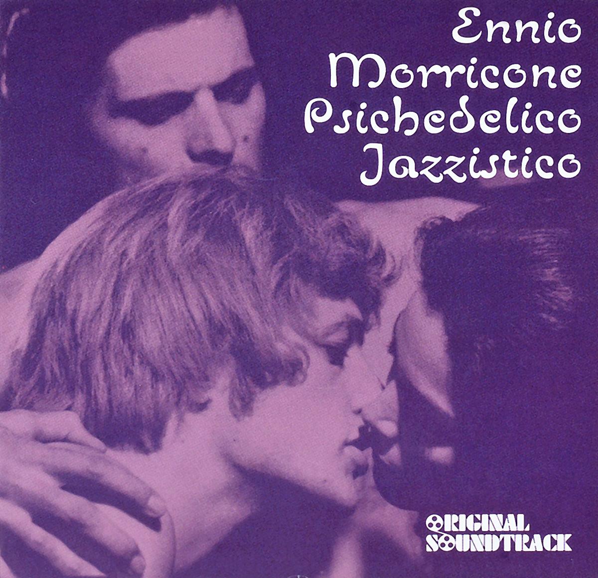 Эннио Морриконе Ennio Morricone. Psichedelico Jazzisticov эннио морриконе ennio morricone the very best of ennio morricone