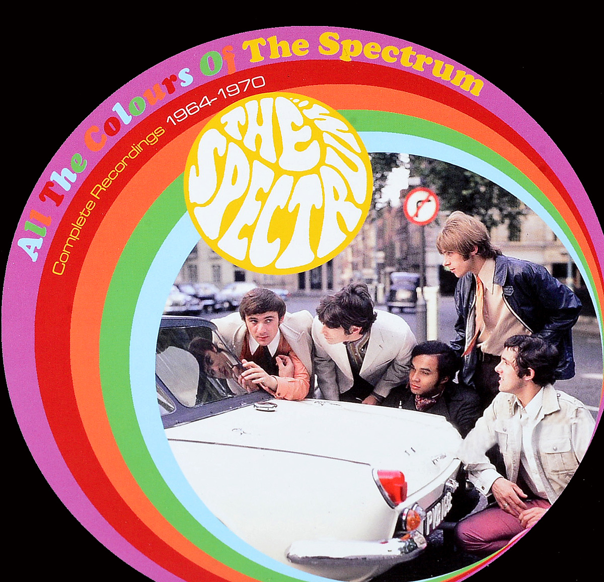 лучшая цена The Spectrum. All The Colours Of The Spectrum: Complete Recordings 1964-1970 (2 CD)