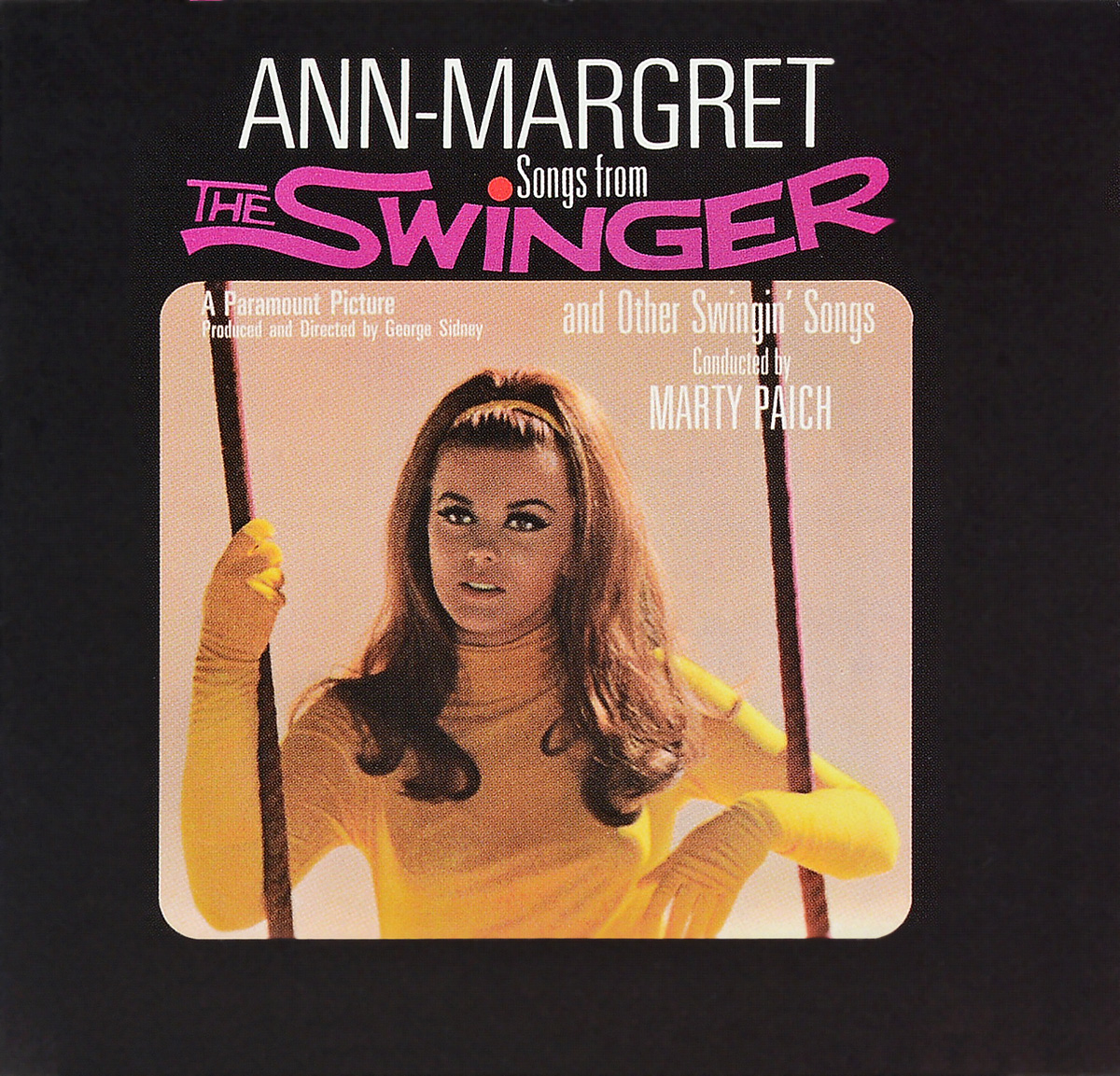 Энн-Маргрет Ann-Margret. Songs From The Swinger And Other Swingin' Songs o stoll muslim songs and dances from the urals