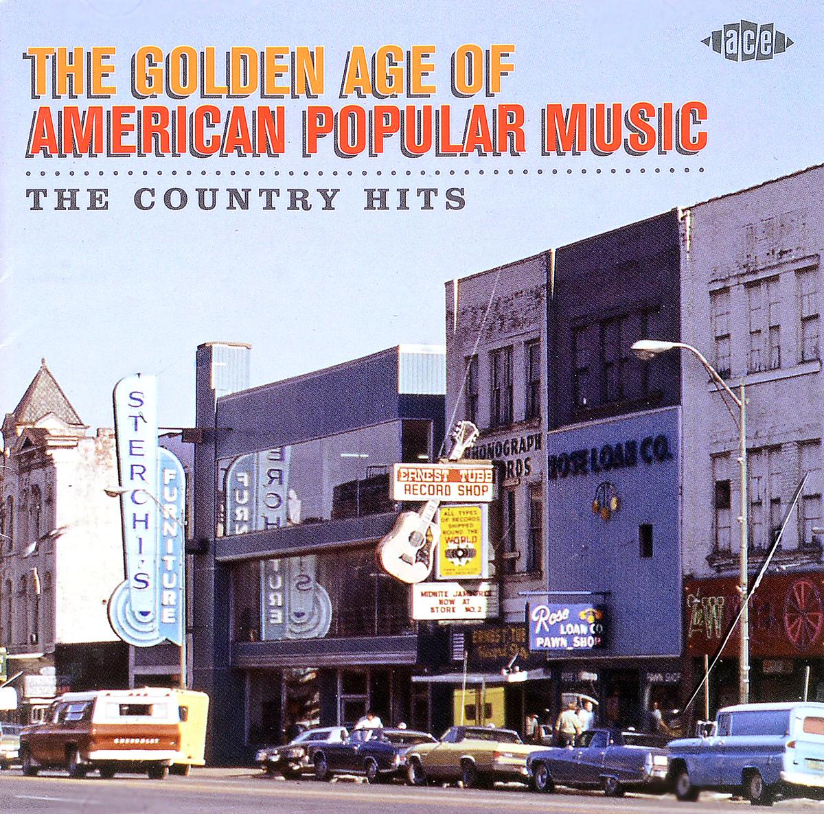 цены на The Golden Age Of American Popular Music - The Country Hits  в интернет-магазинах