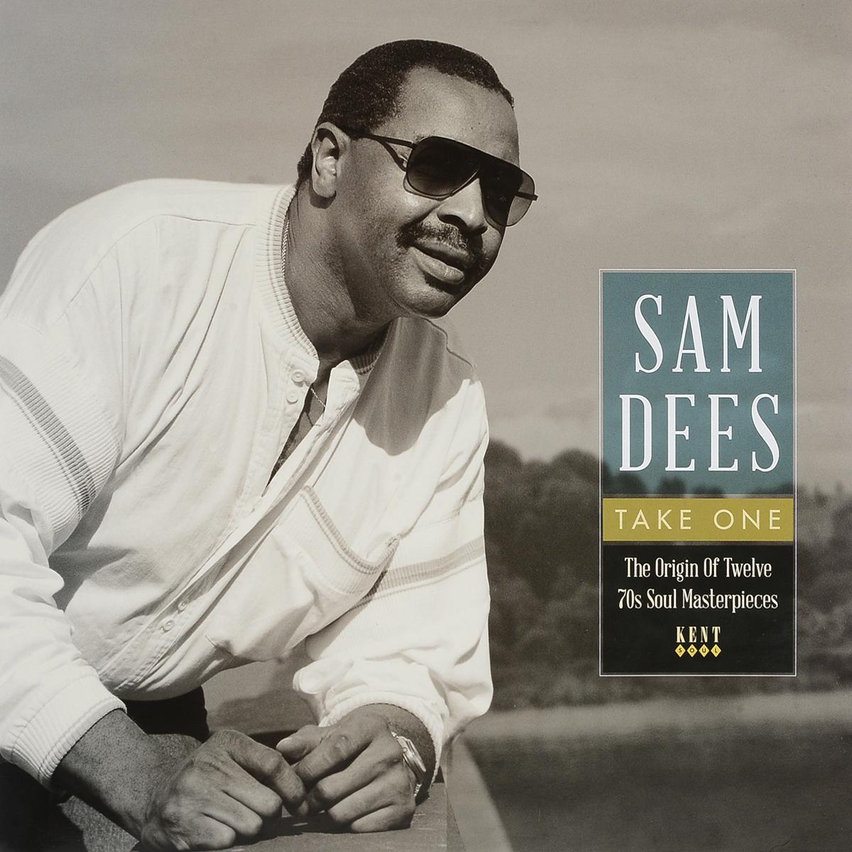 лучшая цена Сэм Дис Sam Dees - Take One. The Origin Of Twelve 70S Soul Masterpieces (LP)