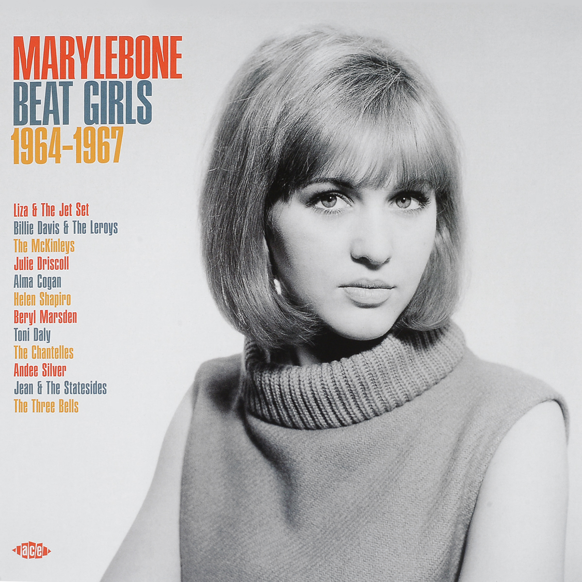 лучшая цена Marylebone Beat Girls 1964-1967 (LP)