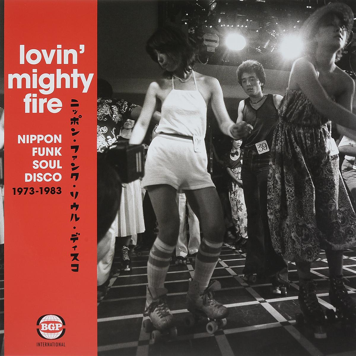 лучшая цена Lovin' Mighty Fire: Nippon Funk * Soul * Disco 1973-1983 (2 LP)