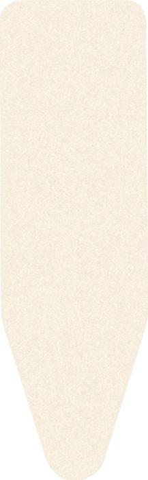 Фото - Чехол для гладильной доски Brabantia Perfect Fit, 2 мм, цвет: экрю, 124 х 45 см. 169403 чехол для гладильной доски brabantia perfect fit 2 мм цвет зерно 135 х 45 см 111648