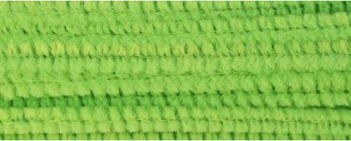 """Синель-проволока """"Астра"""", цвет: светло-зеленый, 0,6 х 30 см, 30 шт"""