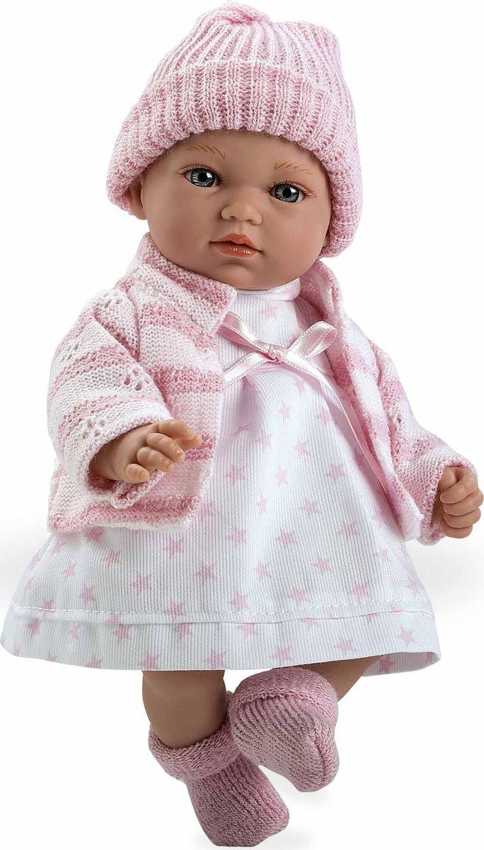 Arias Кукла Elegance цвет одежды розовый Т11080
