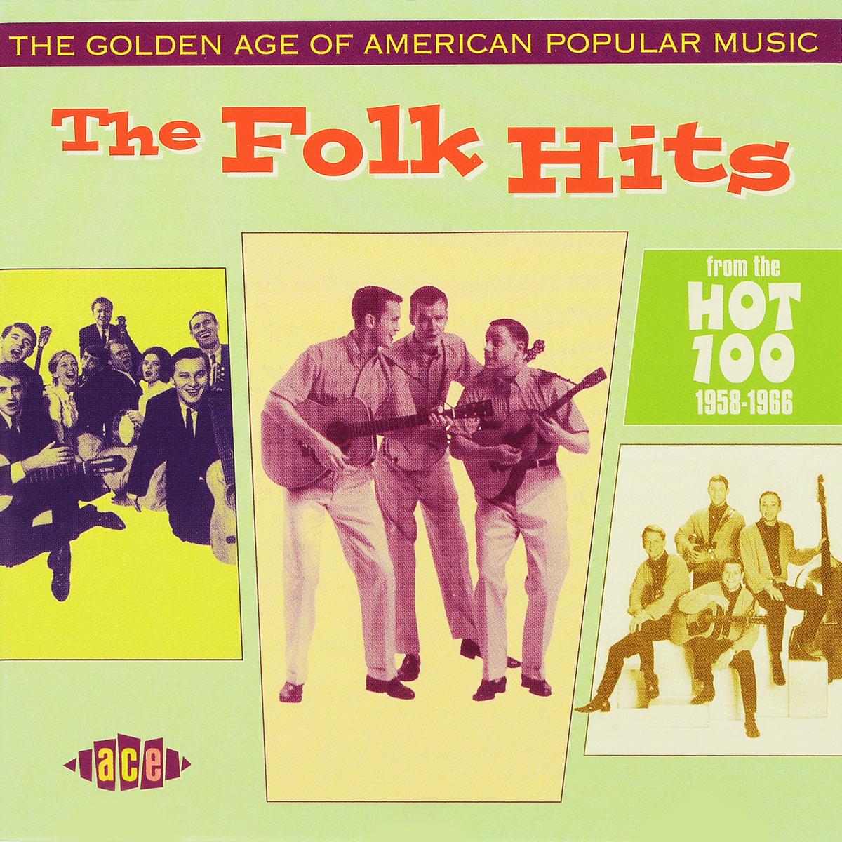 цены на Folk Hits: Golden Age Of American Pop  в интернет-магазинах