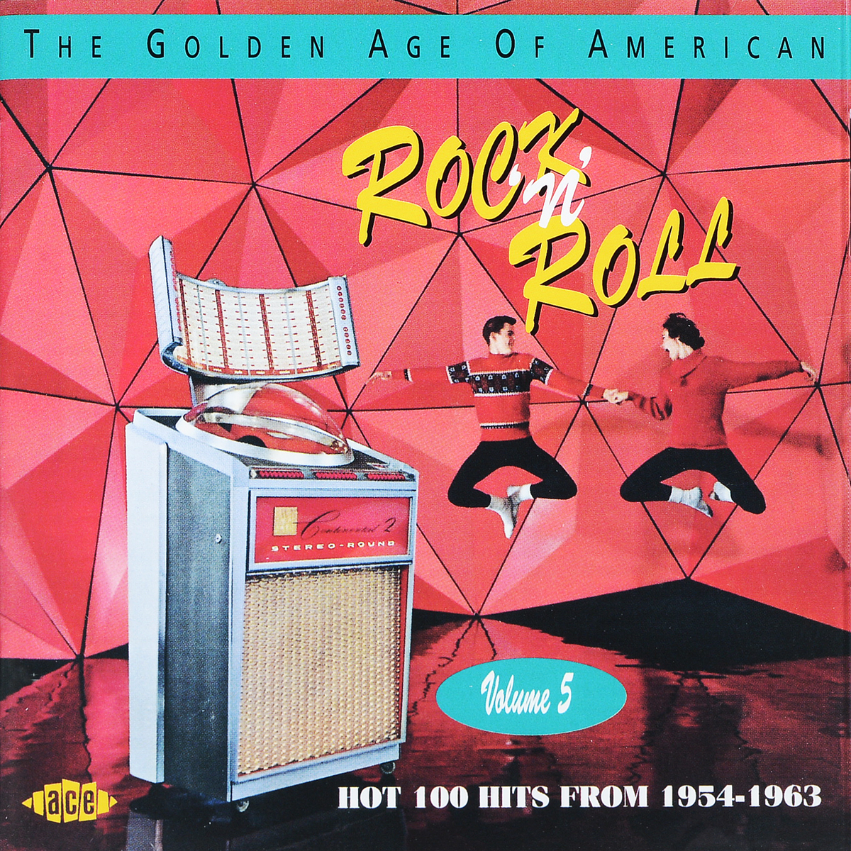 цены на The Golden Age Of American Rock 'n' Roll Volume 5  в интернет-магазинах