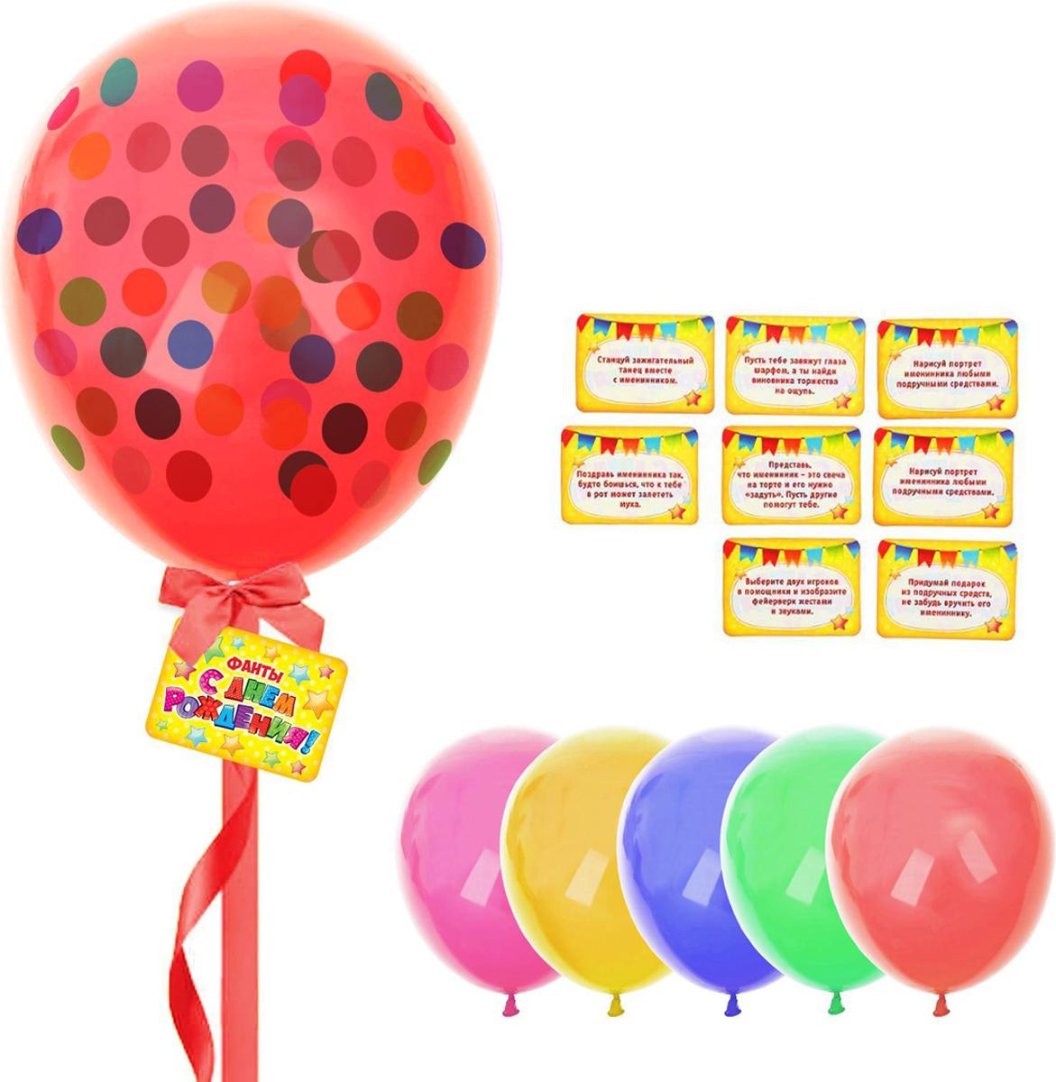 Пожелания к подарку из шариков