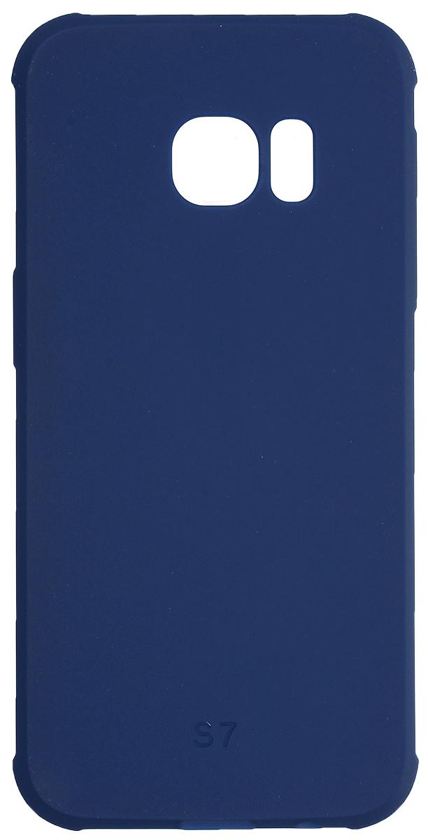 Red Line Extreme чехол для Samsung Galaxy S7, Blue цена и фото