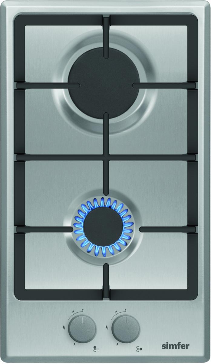 все цены на Варочная панель Simfer H30V20M511, газовая онлайн
