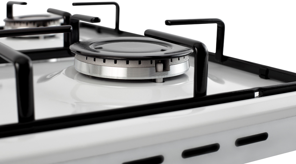 Варочная панель Simfer H60Q40W411, газовая Simfer