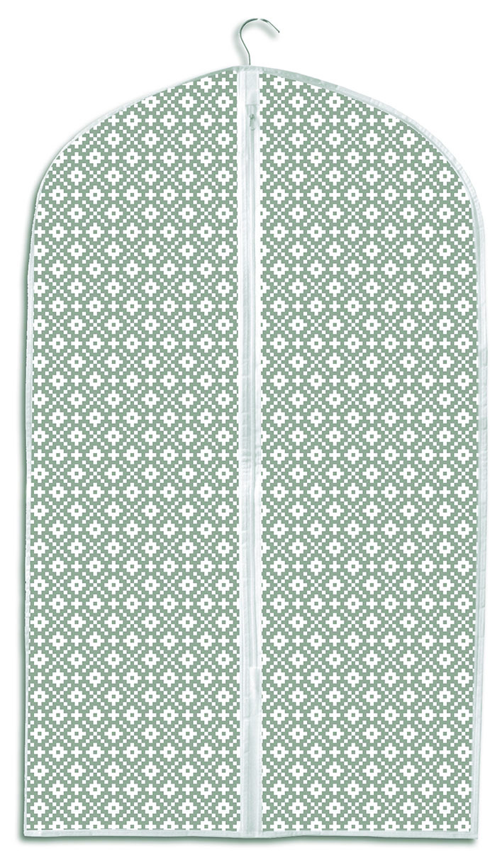 комплекты детской одежды Чехол для хранения одежды Ева Этника, на молнии, 60 х 95 см