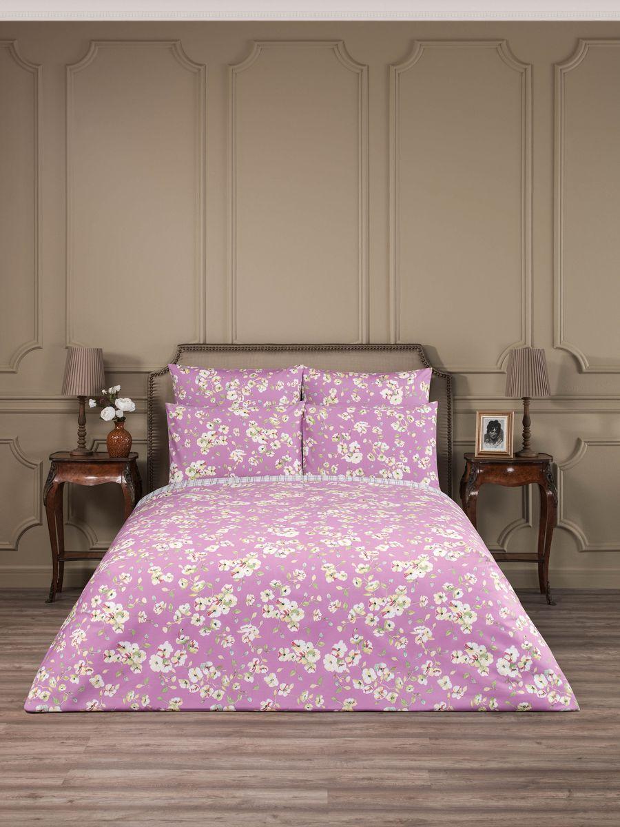 """Наволочки Estia """"Сакура"""", цвет: розовый, 70 х 70 см, 2 шт"""