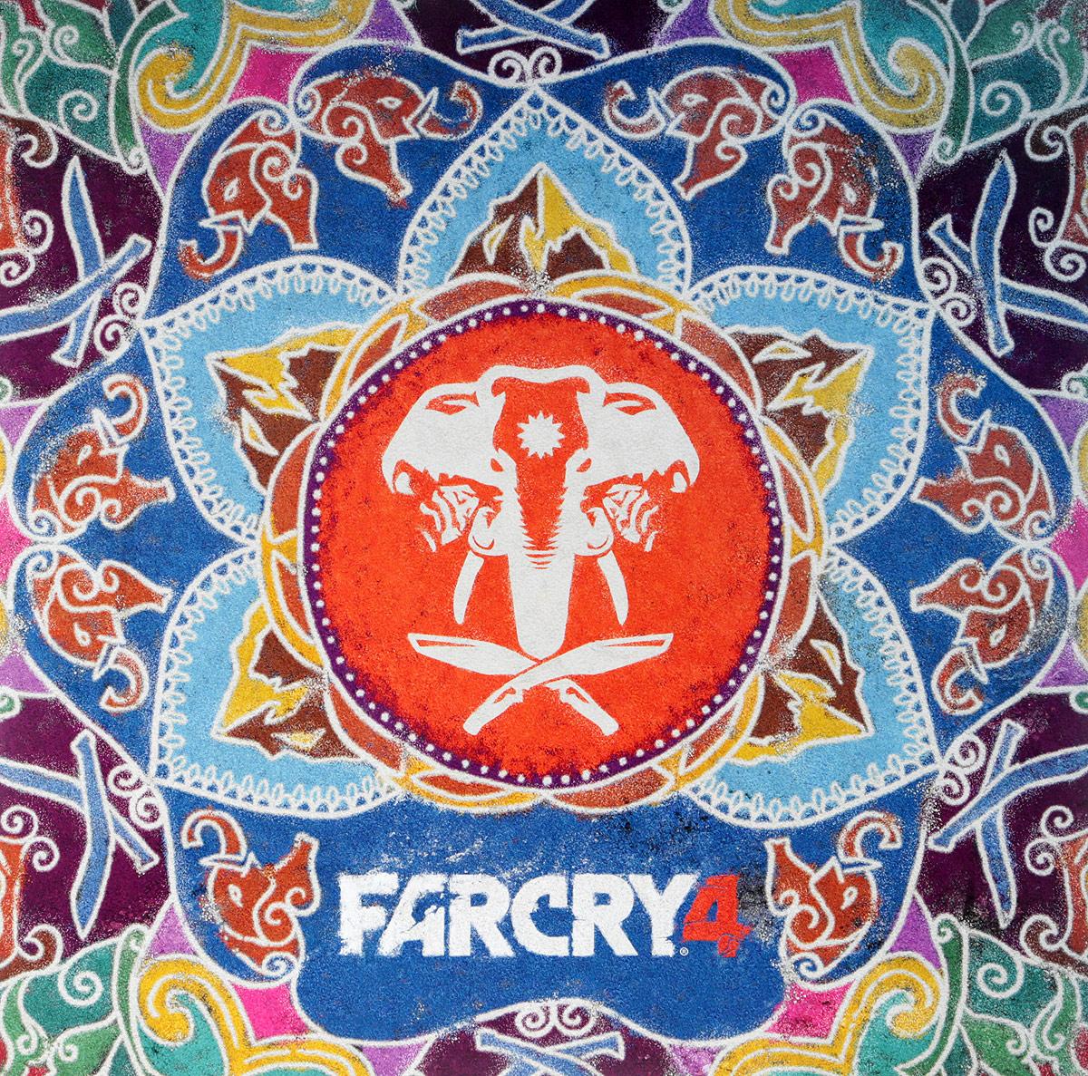 лучшая цена Cliff Martinez. Far Cry 4 (Original Soundtrack) (3 LP)
