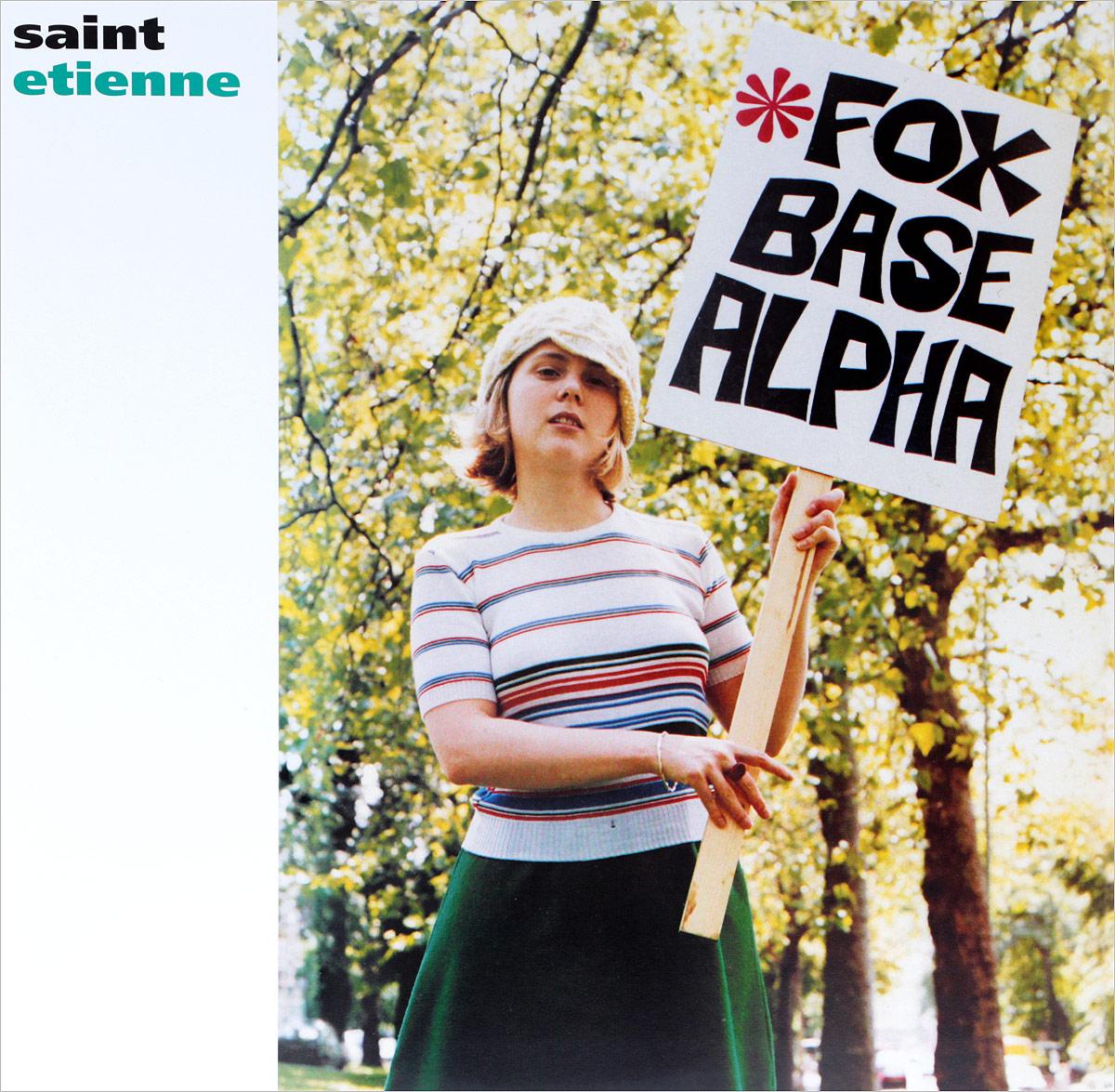 цена на Saint Etienne Saint Etienne. Foxbase Alpha. 25Th Anniversary Edition (LP)