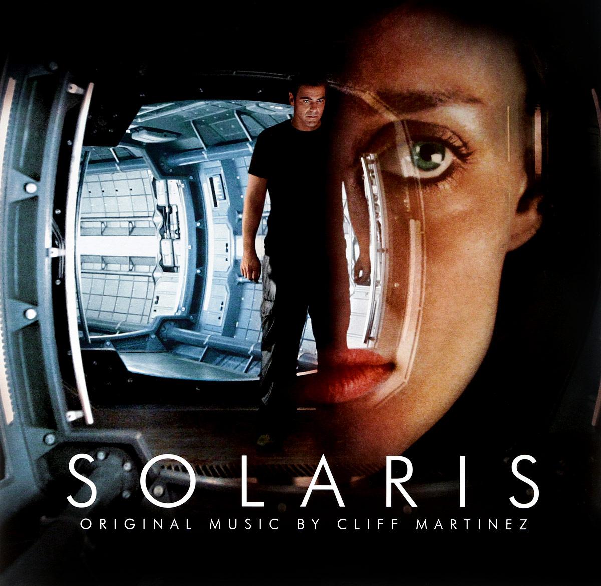 лучшая цена Клифф Мартинес Cliff Martinez. Solaris: Original Motion Picture Score (LP)