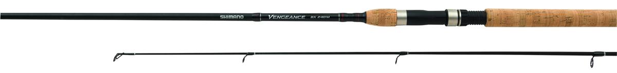 Удилище спиннинговое Shimano Vengeance BX Spinning, 2,4 м, 14-40 г цена