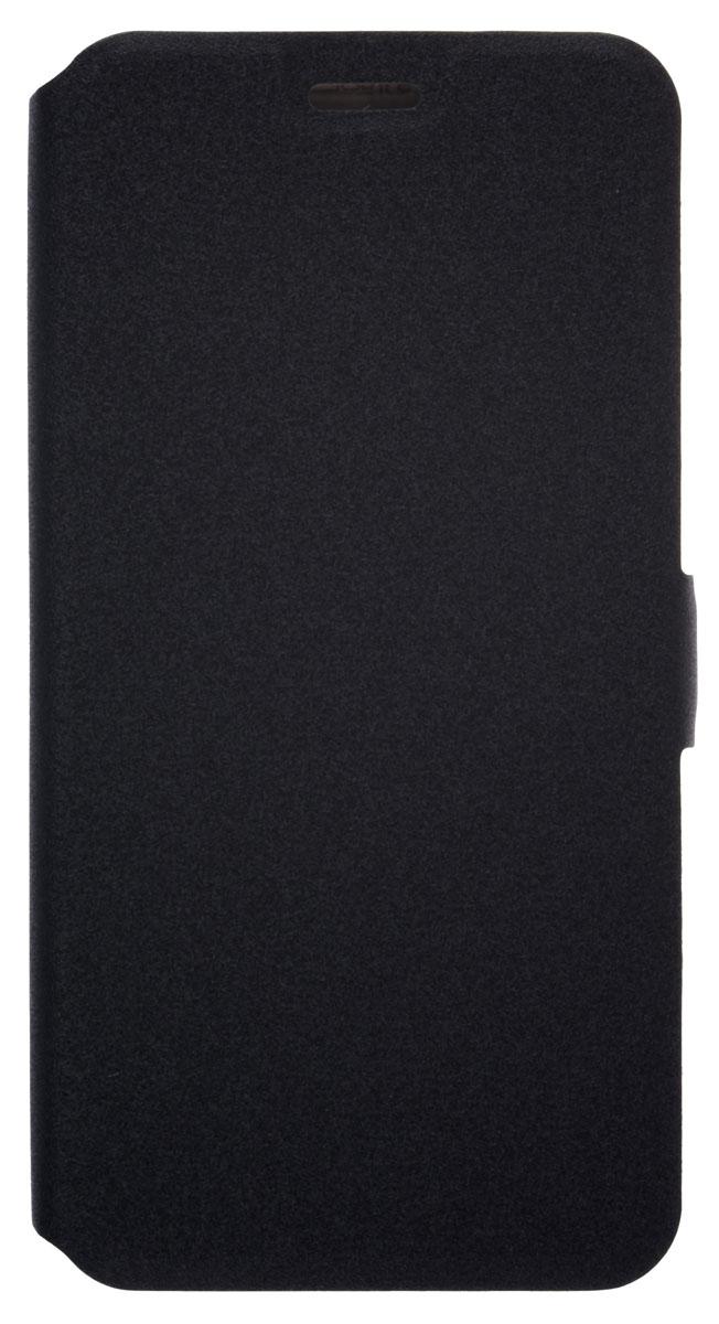 купить Prime Book чехол-книжка для Huawei Honor 6A, Black по цене 490 рублей