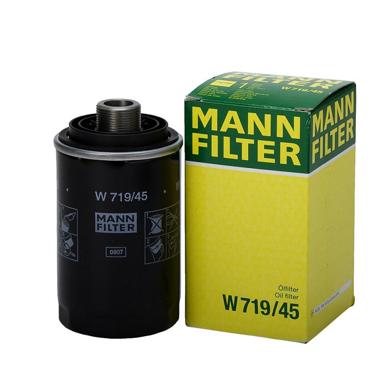 Масляный фильтр Mann-Filter W71945 filter