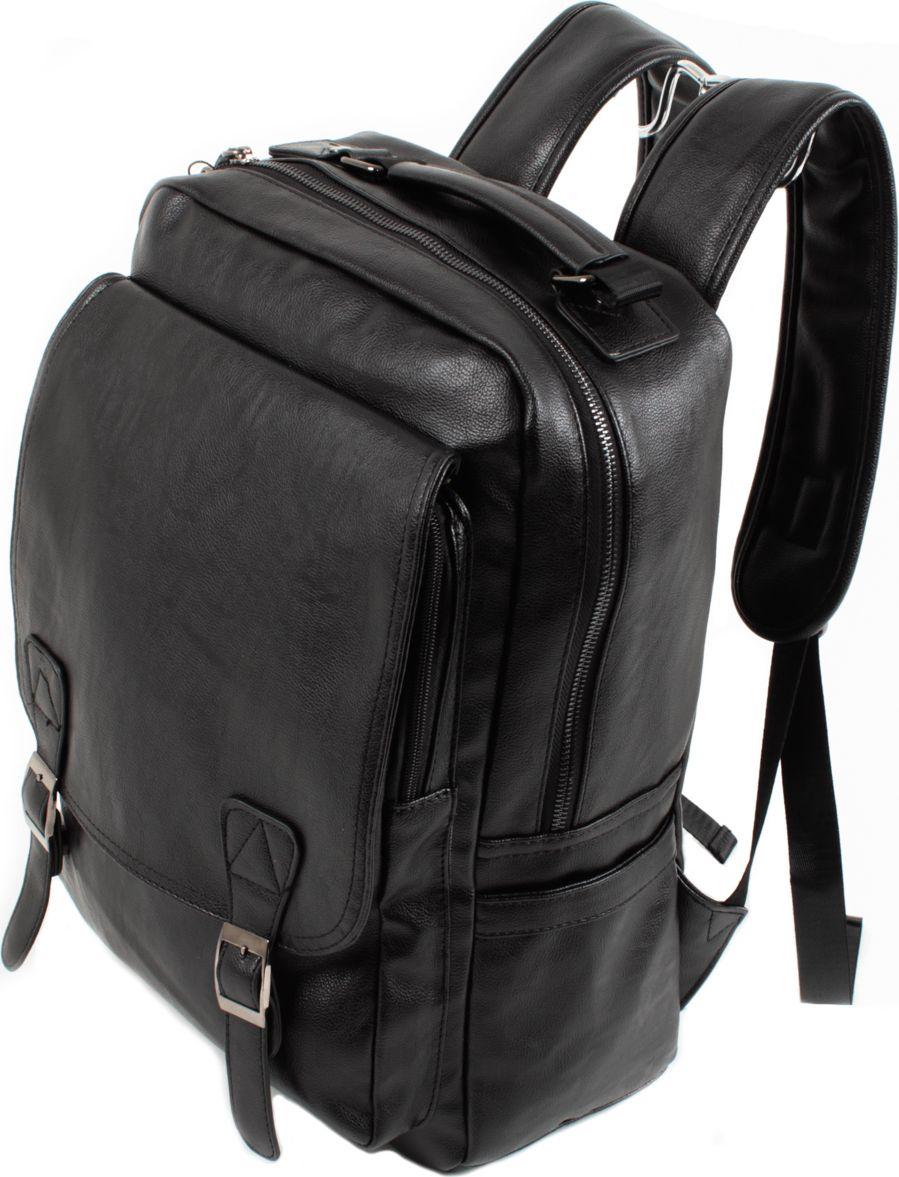 Рюкзак Flioraj, цвет: черный. 0976 цена и фото