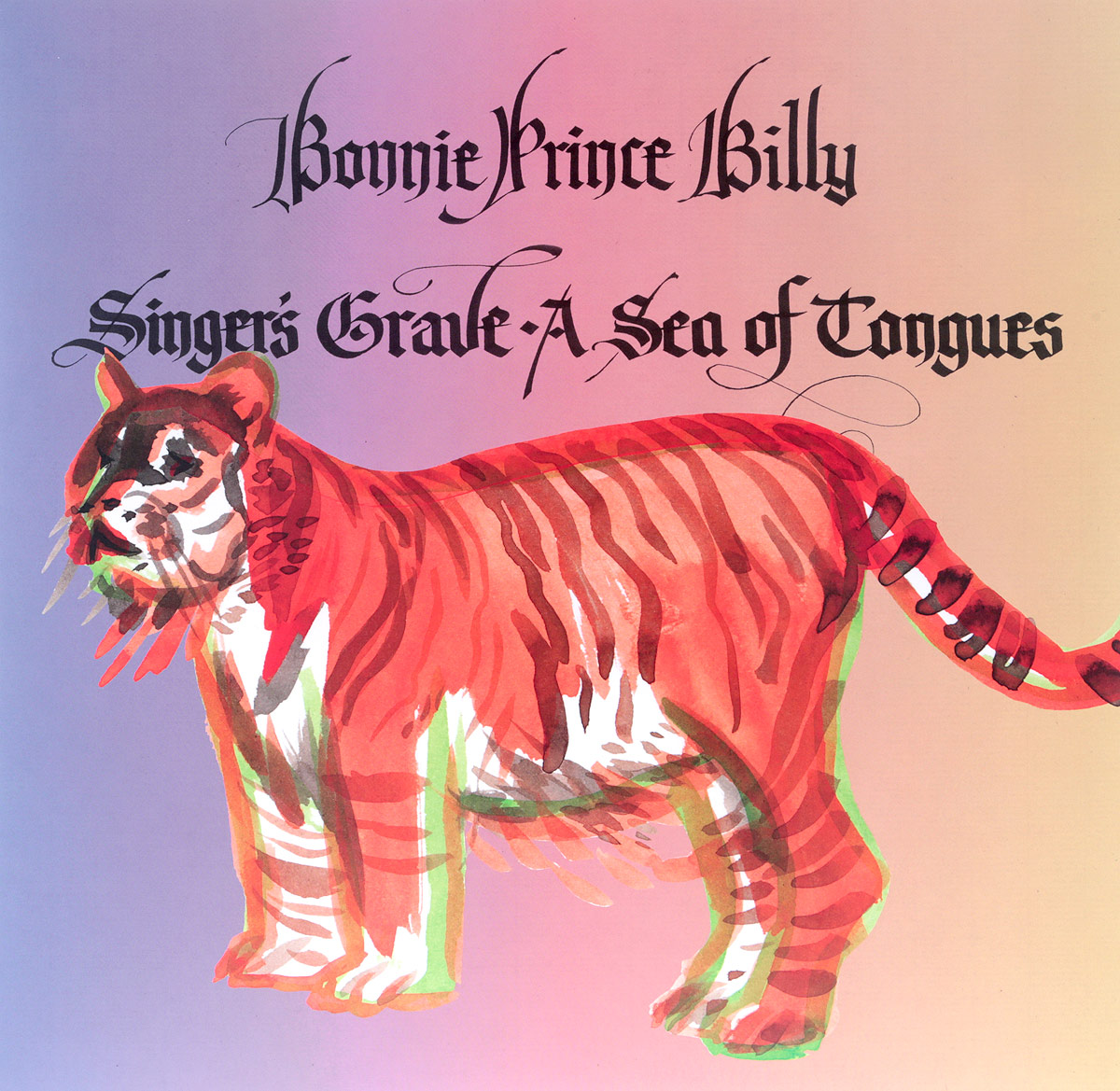 Уилл Олдхэм Bonnie Prince Billy. Singer'S Grave A Sea Of Tongues (2 LP) sea within sea within sea within 2 lp 2 cd