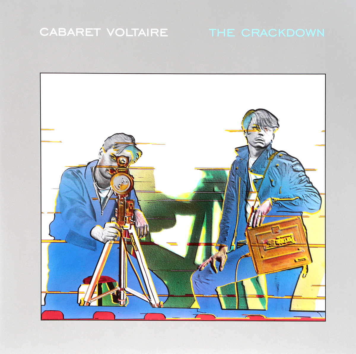 Cabaret Voltaire Cabaret Voltaire. The Crackdown (LP) cabaret voltaire cabaret voltaire the covenant the sword and the arm of the lord lp